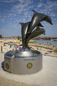 Rotary Club of Hillarys | Dolphin Fountain