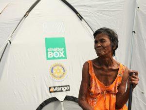 Shelter Box | Rotary Club of Hillarys